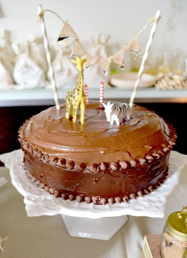 Cumpleanos nico pastel