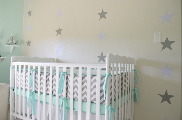 decorando cuarto bebe | The Breastfeeding Chronicles