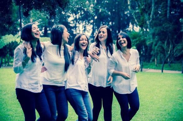 Grupo de Amigas-168