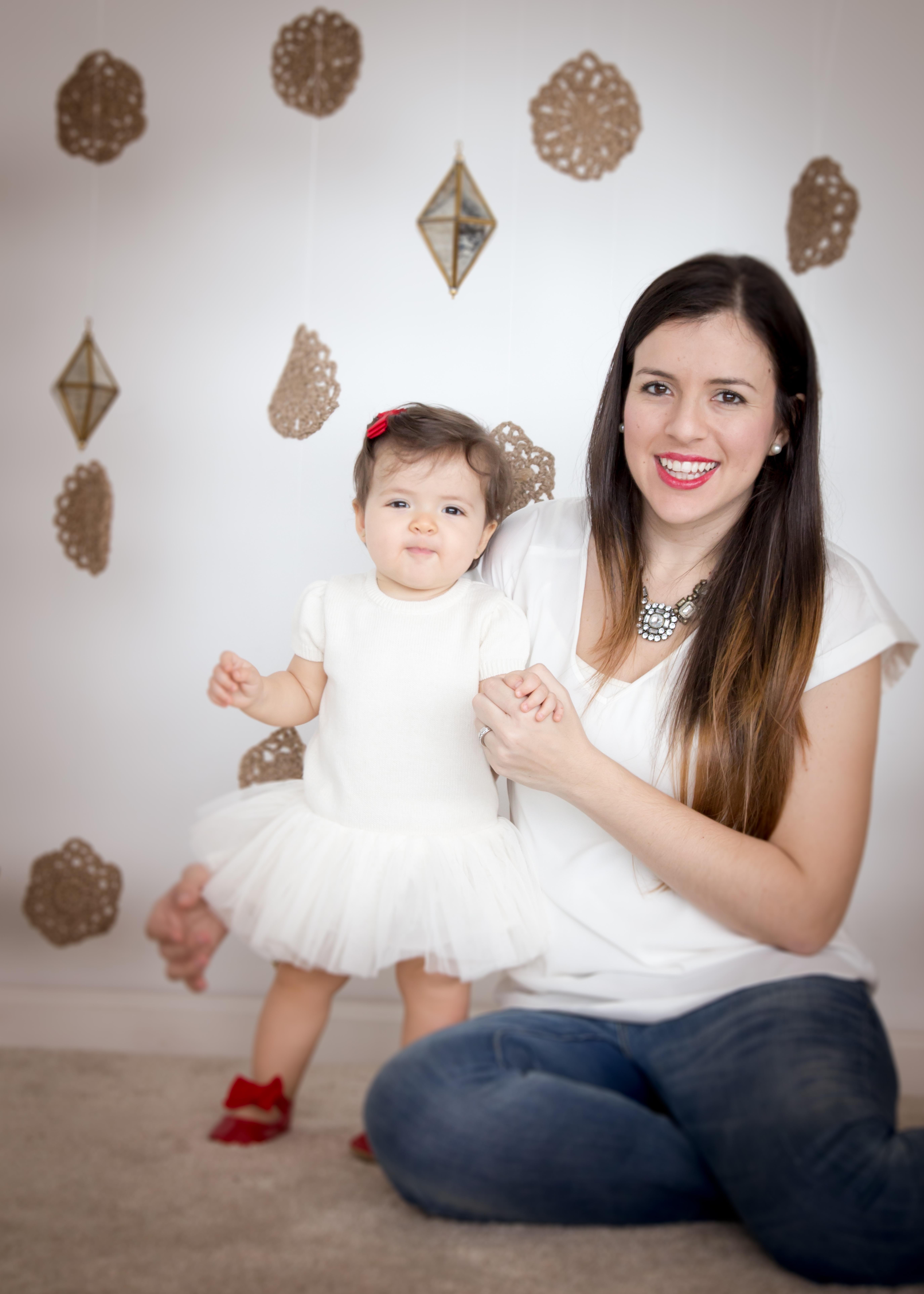 9 razones por las que me encanta tener una niña